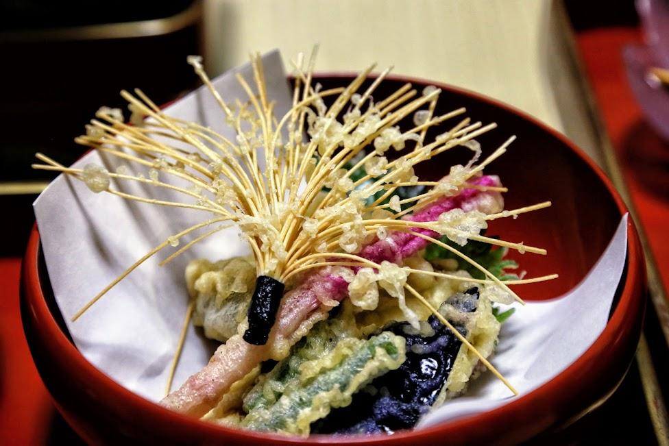 japońskie potrawy, Tempura