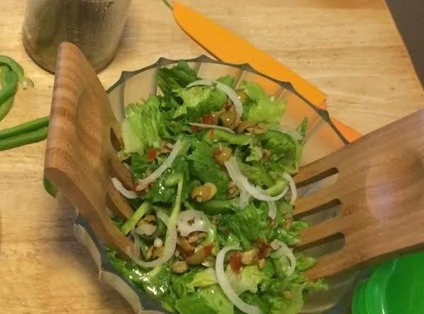 Green Olive Vinegarette-marinate Recipe