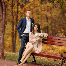 Wedding photographer Natalya Kononenko (DNKs). Photo of 02.03.2018