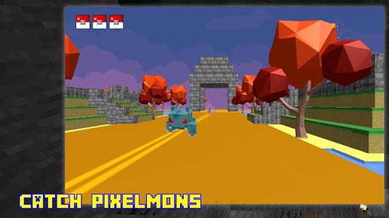 Adventures of Pixelmon - náhled