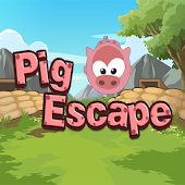 Pig Escape Puzzle Game