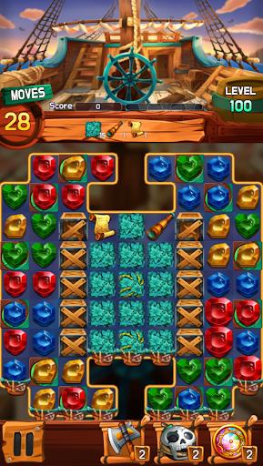 Jewel Voyage: Match-3 puzzle 1.2.0 screenshots 7