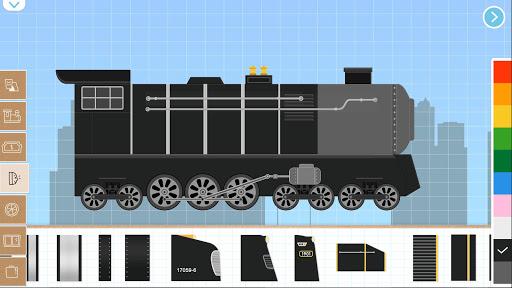 Brick Train Build Game For Kids & Preschoolers 1.5.140 screenshots 2