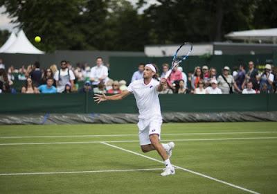 Wimbledon: Bemelmans ne préfère pas Medvedev à Wawrinka