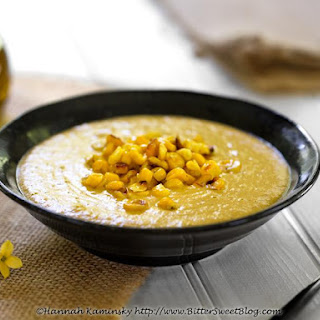 Roasted Corn Velouté