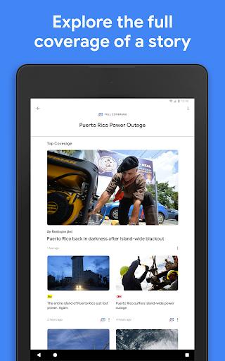 Google News 5.3.0 screenshots 7