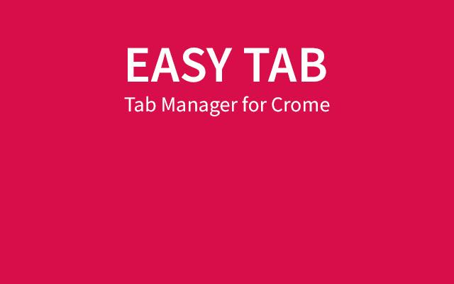 Easy Tab