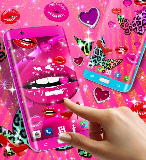 Fashion live wallpaper app for girls 15.1 screenshots 1