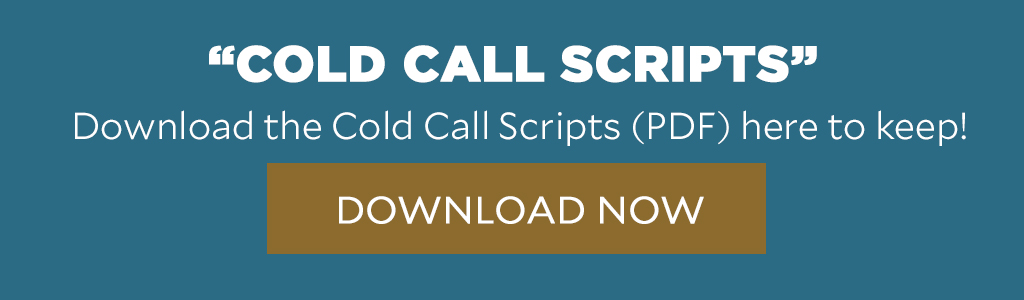 5 Highly Effective Cold Calling Scripts (and Email templates
