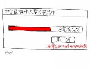 Photo: 小矛:复兴指数