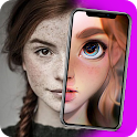 Anime Transformation: Cartoon Face Changer icon