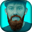 Beard Booth Photo Editor icon