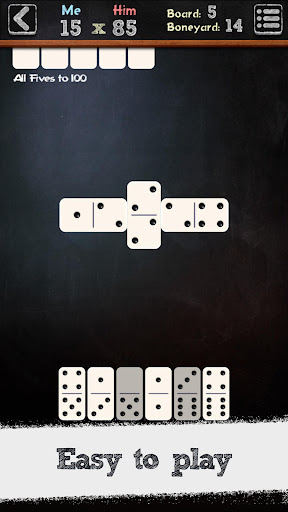 Dominoes - Classic dominos game for PC