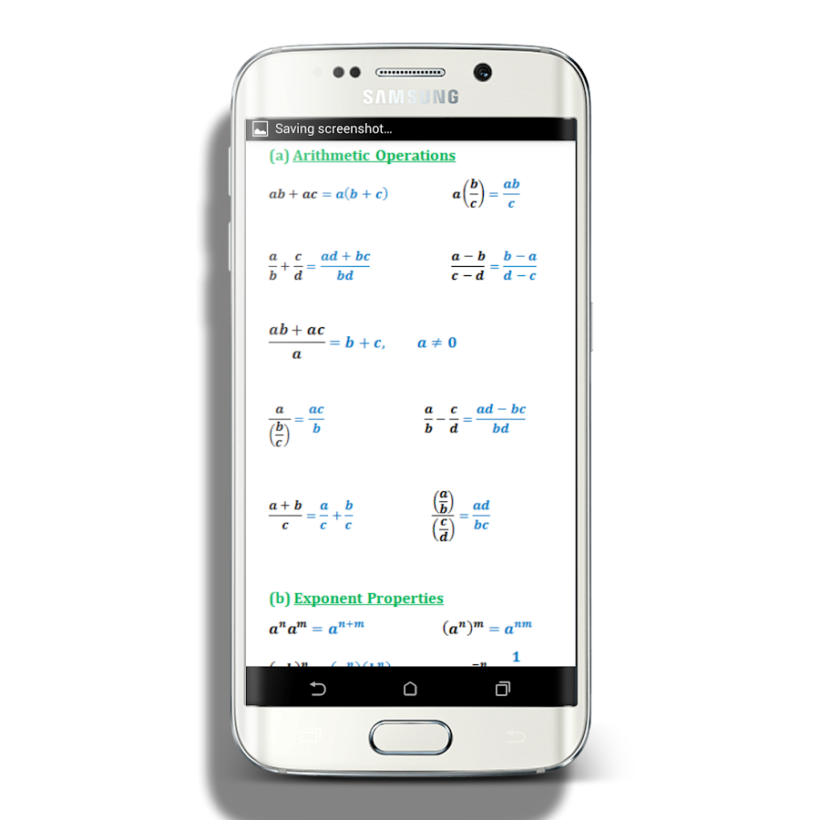 complete math formulas android apps on google play complete math formulas screenshot