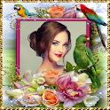 Parrot Photo Frame icon