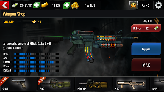 Zombie Crushers: FPS ZOMBIE SURVIVAL Screenshot