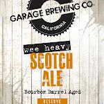 Garage Wee Heavy Scotch Ale, Bourbon Barrel Aged
