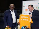 Joris Gnagnon a choisi de porter les couleurs de la Côte d'Ivoire
