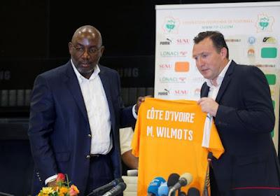 Marc Wilmots et la Côte d'Ivoire, ticket gagnant?