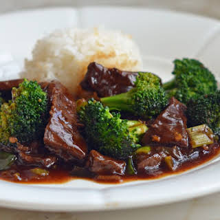 Beef with Broccoli.