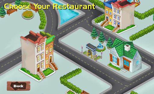 Happy Restaurant-Kitchen city