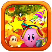 Kirby epic journey in the malicious land of stars APK baixar