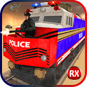 Police Train Simulator