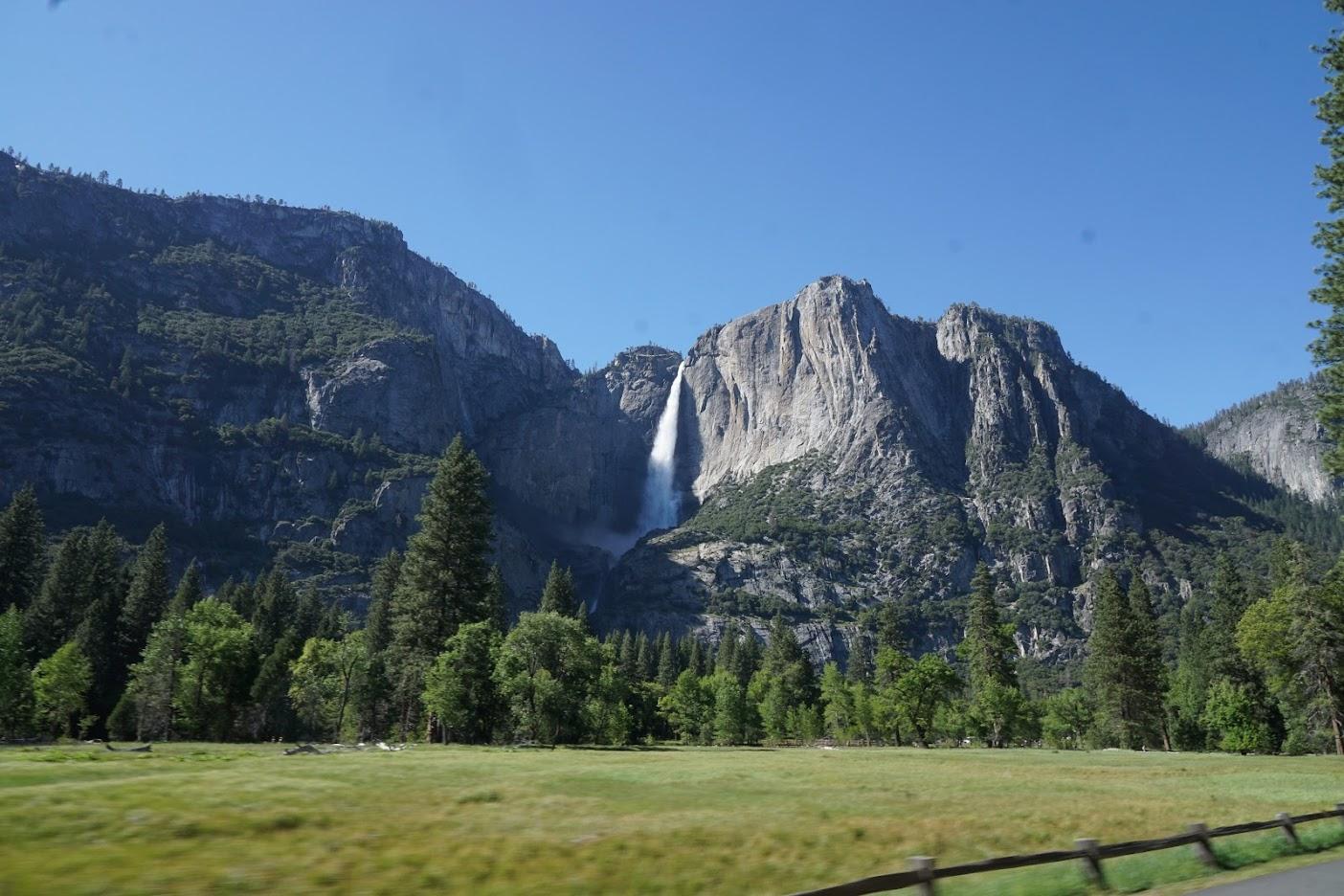 Yosemite Falls Main