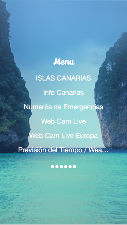 Live Canarias- screenshot