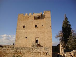 Photo: Kolossi Castle outside