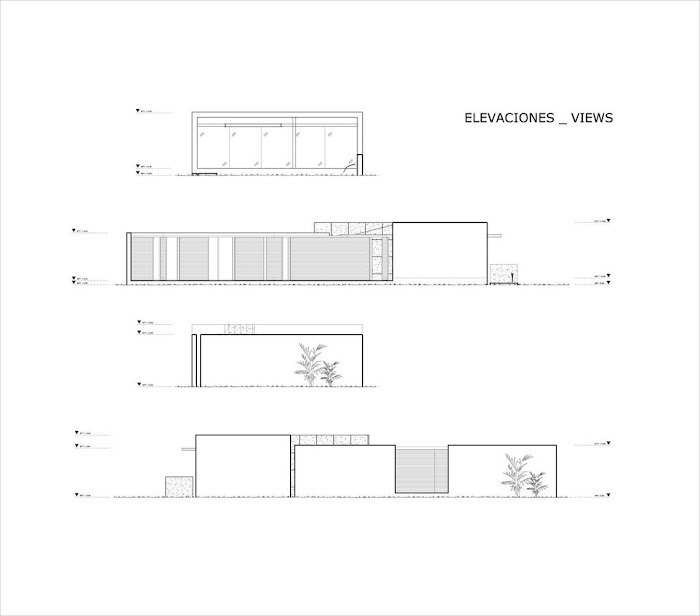 Casa de Playa Bora Bora - 2.8x arquitectos