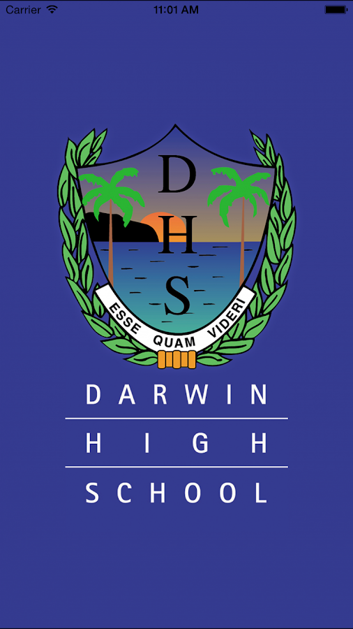 Darwin High School- screenshot