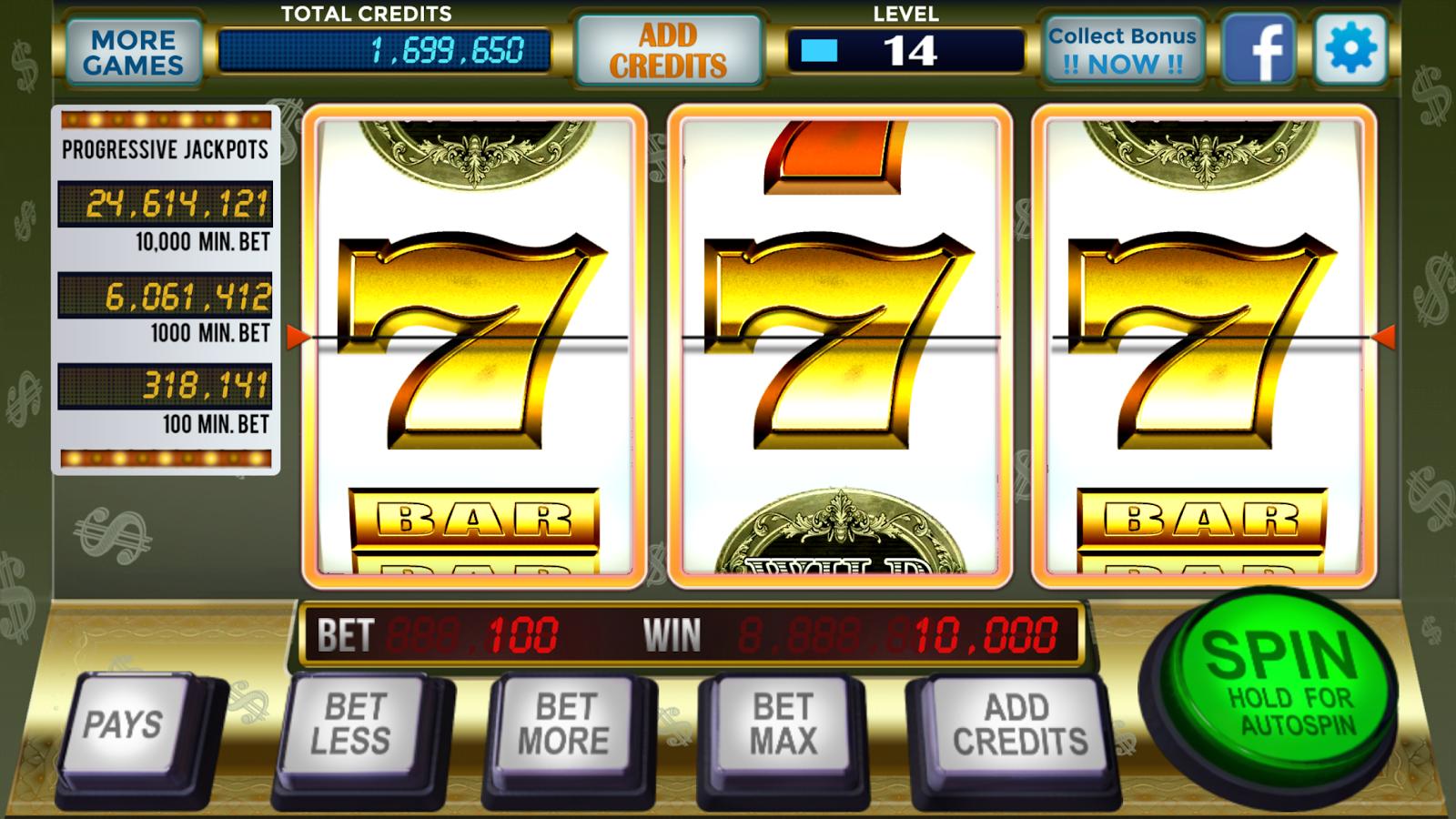 777 stars casino classic slots