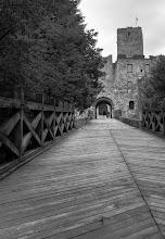 Photo: Hrad Stečno - zataženo http://www.turistika.cz/rady/46-sutovsky-vodopad-hrad-strecno-mala-fatra-slovensko