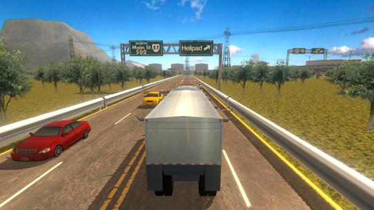 Truck Simulator 2019 Apk MOD (Free Shopping) 6