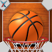 Game Lets Play Basketball 3D apk for kindle fire