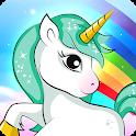 Unicorn game 🦄 - Kids game icon