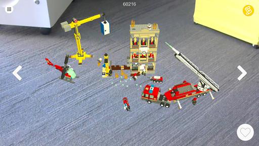 レゴ®とびだすカタログ screenshot