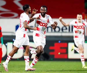 Le Standard de Liège arrache le nul à Ostende et reste invaincu en 2021
