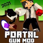 Portal Gun Mod 2021