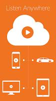 Screenshot of Audio Books by Audiobooks