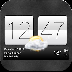 Sense V2 Flip Clock & Weather 4.41.02 APK PAID