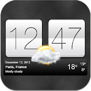 App Sense V2 Flip Clock & Weather APK for Windows Phone