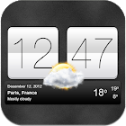 Sense V2 Flip Clock & Weather icon