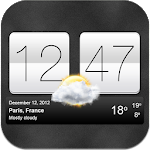 Sense V2 Flip Clock & Weather 5.00.21