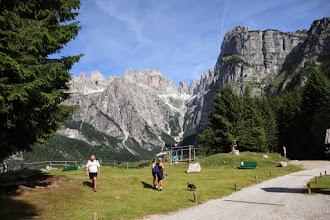 Photo: veduta del Brenta da Montanara