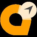 Glob - GPS, Traffic & Radar icon