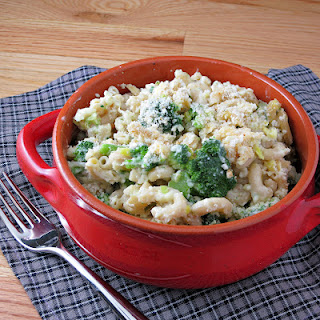 Smoked Gouda Baked Pasta with Broccoli Recipe