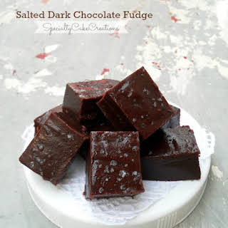 Dark Chocolate Fudge Sweetened Condensed Milk Recipes.