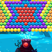 Reef Pop Bubble Shooter